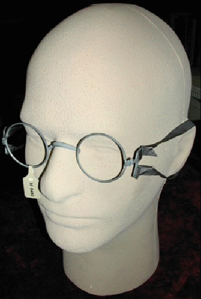 Gf 056 Wwii German Masten Brille Gas Mask Eye Glasses