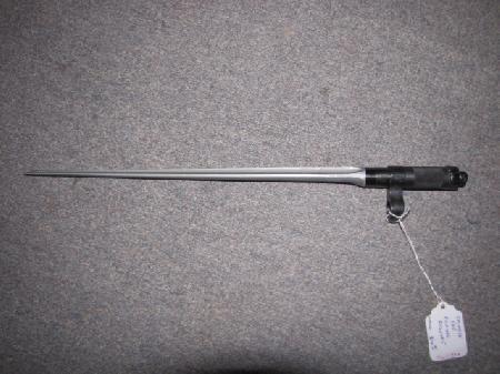 Sw 294 Chinese Sks Rifle Bayonet Swords Bayonets Knives