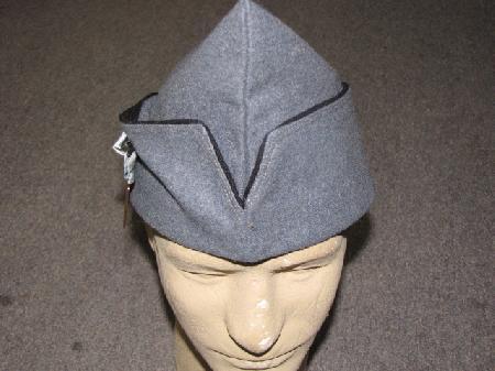Wi 181 Wwi French Army Side Cap Bonnet De Police