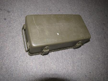 Sale GYG-0003, Post WWII German Small Vehicle First Aid Kit