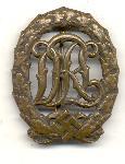 click to see sale-ml843-ww-ii-german-bronze-national-sport-badge-drl