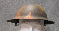 click to see sale-uh300-wwi-us-m1917-camo-helmet