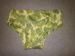 click to see sale-um192-wwii-korean-war-era-us-theater-made-swim-trunks
