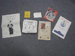 click to see um248-circa-1930-usn-misc-battleship-related-paper-items