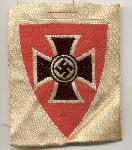 click to see sale-gwi0021-wwii-german-german-world-war-two-veterans-cloth-patch-typical-example-shown