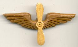 click to see sale-uwq0016-wwii-us-homefront-wooden-propeller-wings-typical-example-shown