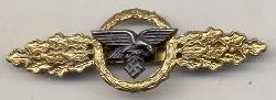 click to see sale-gwi0046-wwii-german-luftwaffe-gold-transport-pilot-clasp