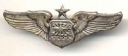 click to see sale-uya0002-post-war-us-air-force-senior-navigators-shirt-wings