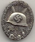 click to see sale-gwm0075-wwii-german-silver-wound-badge