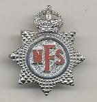 click to see sale-ml293-ww-ii-british-national-fire-service-cap-badge