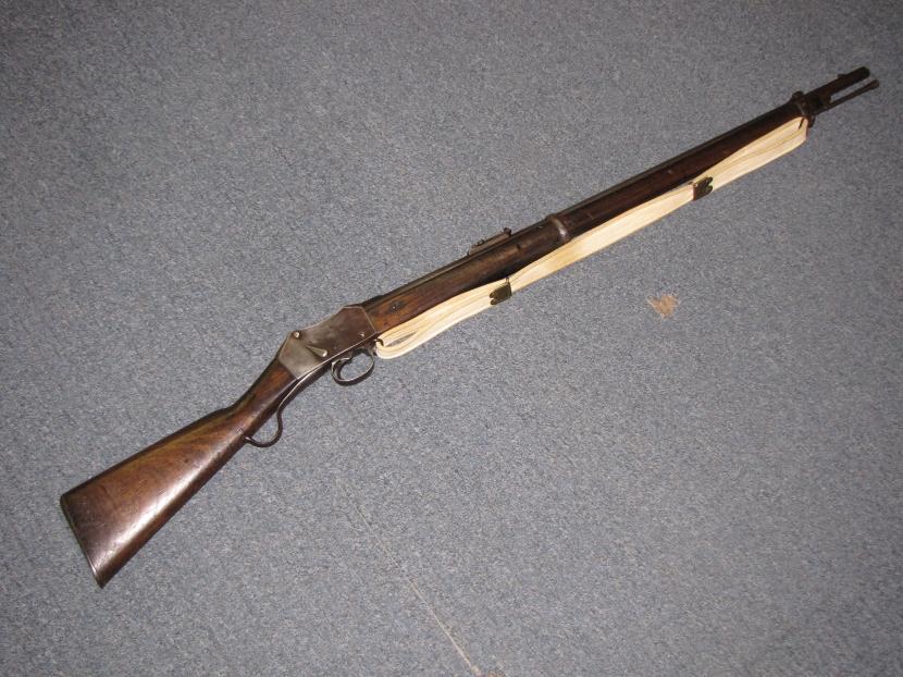 Dating bsa rifles