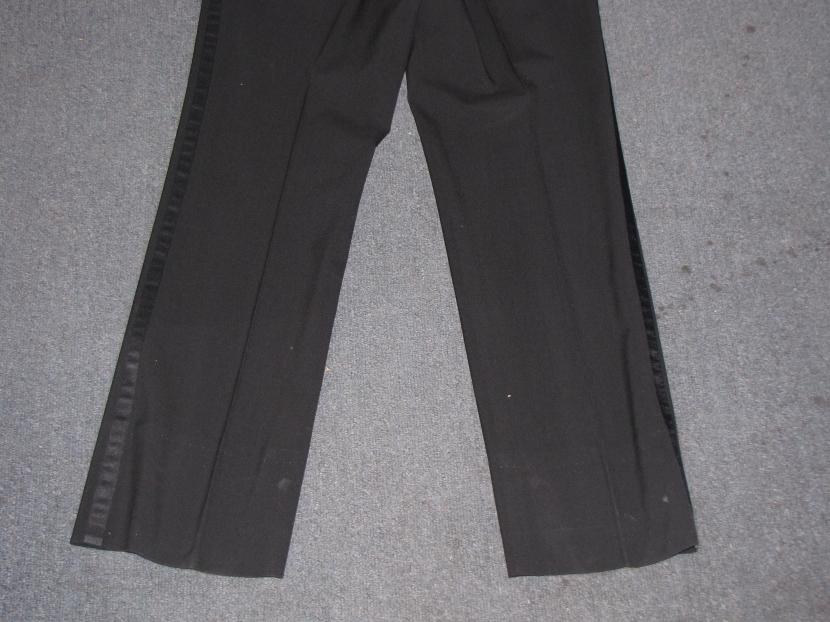 Uiu 0003 Interwar Era Us Army Infantry Formal Tails Mess Dress