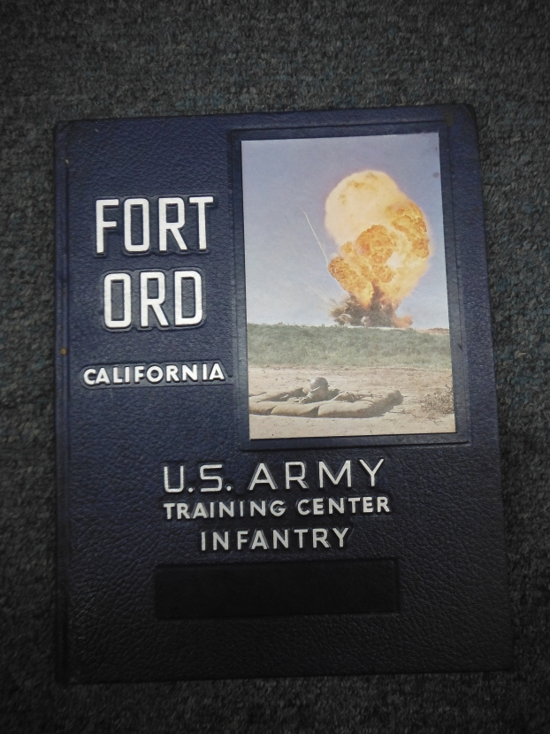 Uvb 0001 1966 Fort Ord Year Book Military And