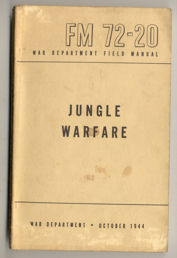 Historic Collection of Military Manuals