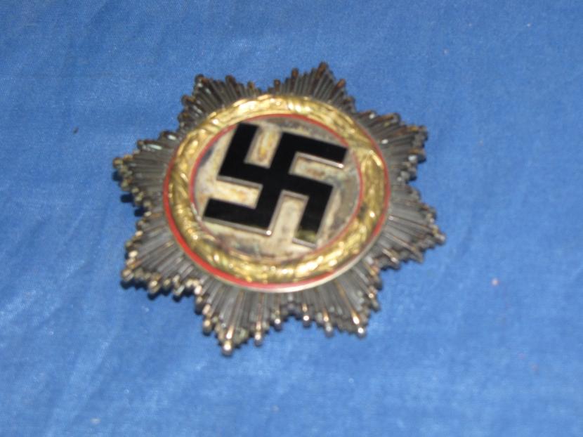 Sale GWM-0147-DB WW II German Cross in Gold With Original Case