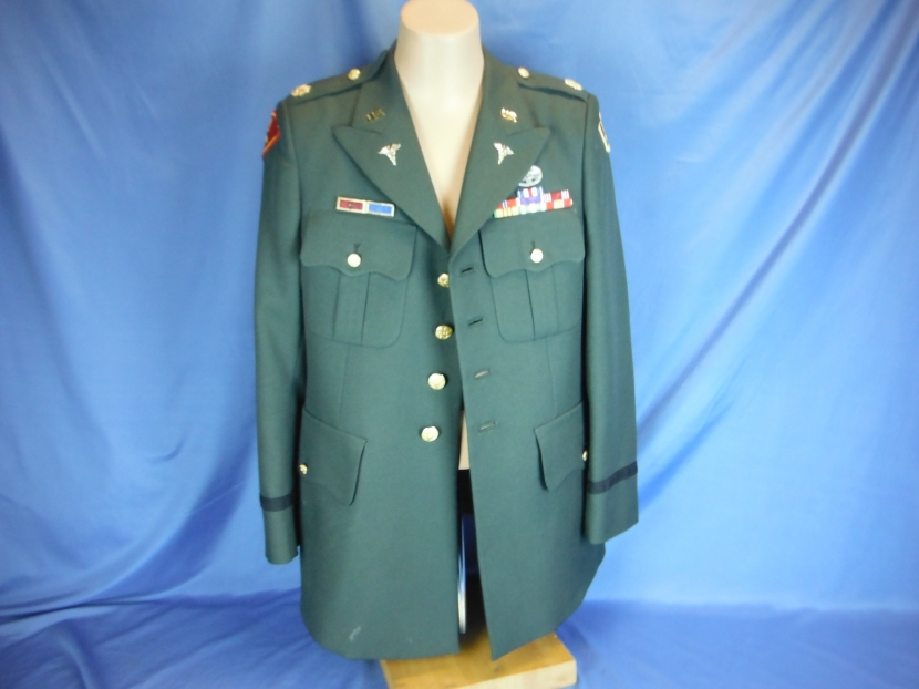 UVU-0045 Vietnam War Era US Army Class A uniform Set - Uniforms
