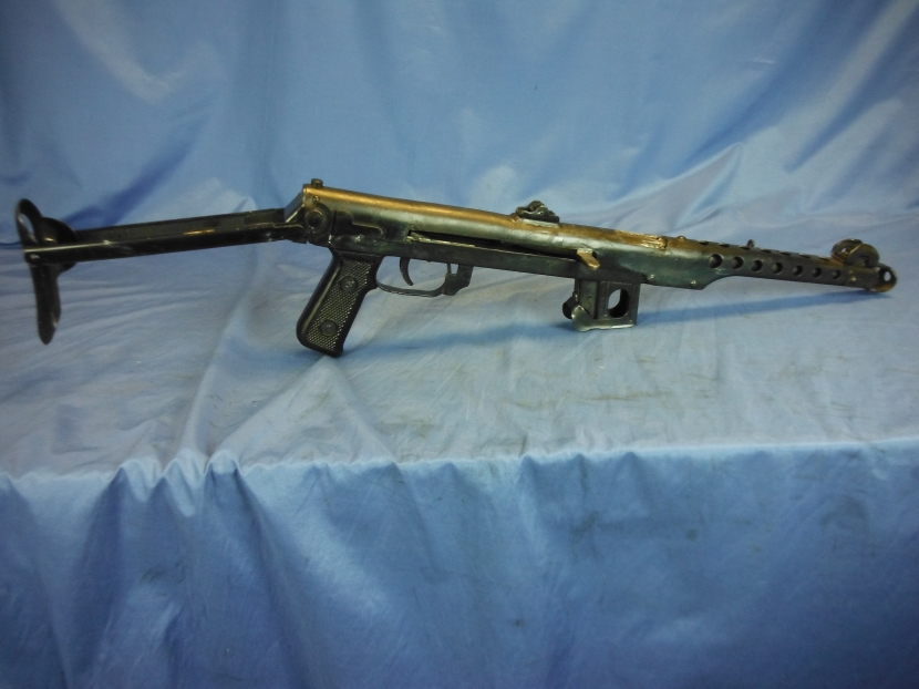 Military Antiques and Museum - - Sale RWD-0008 PPS43 (Demilled with
