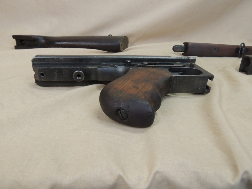 UWF-0028 WWII Era US Thompson Parts Kit - Demilled Firearms
