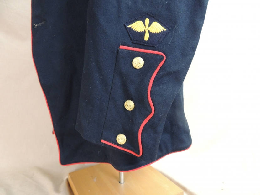 Uyu 0087 Wwii Era Us Marine Corps Dress Blues Uniform Set Uniforms