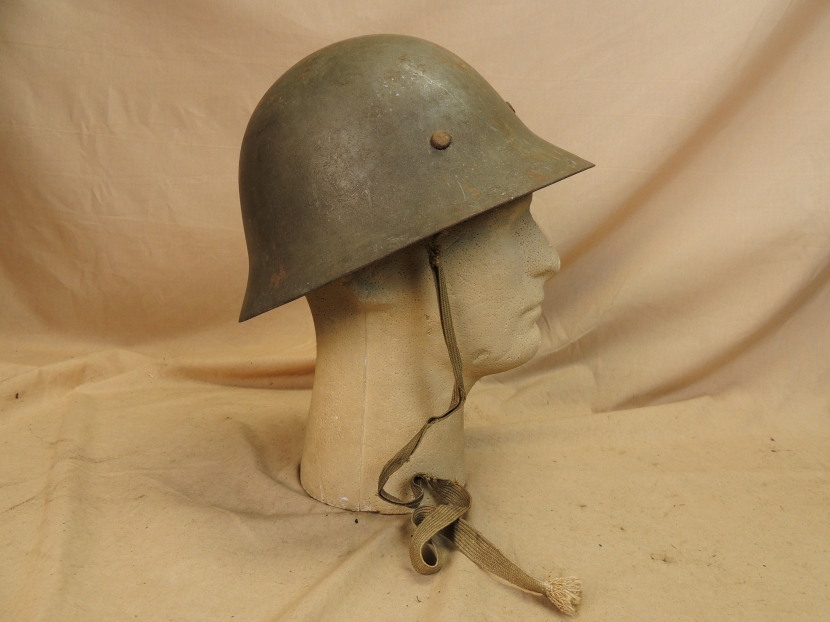 JWH-0014 WWII Era Japanese Type 90 Civil Defense Helmet - Japanese