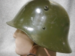 click to see sale-zwh0001-wwii-era-bulgarian-helmet