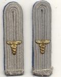 click to see sale-gwi0066-wwii-german-2nd-lt-medical-officer-shoulder-boards