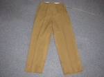click to see sale-uwu0072-wwii-us-army-trousers-size-29w-x-31l