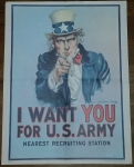 click to see uvp0001cw-vietnam-war-era-us-army-uncle-sam-recruiting-poster-typical-example-shown