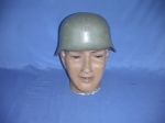 click to see sale-syh0004-post-war-spanish-german-m4279-style-steel-helmet-from-spain
