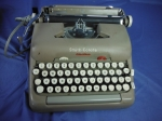 click to see sale-smithcorona-electric-typewriter
