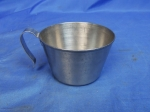 click to see sale-uwg0761cw-rare-wwii-usmc-aluminum-frontline-field-mess-kit-cup
