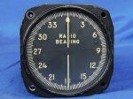 click to see sale-uva0031jeg-late-50s-early-60s-air-force-radio-bearing-gauge