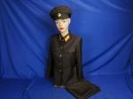 click to see sale-kmu0001jeg-modern-north-korean-female-officers-uniform-set