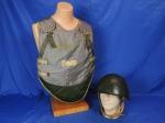 click to see sale-rdg0009jeg-rare-soviet-border-guards-6b2-armor-vest-and-helmet