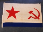 click to see sale-rwl0001jeg-soviet-second-pattern-naval-ensign-flag-19351950